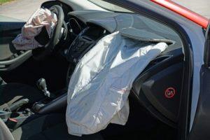 Uszkodzenie wynajmowanego auta