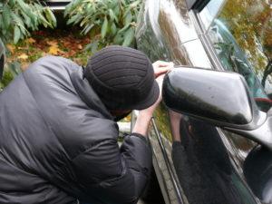 co jeśli wynajęty samochód zostanie skradziony