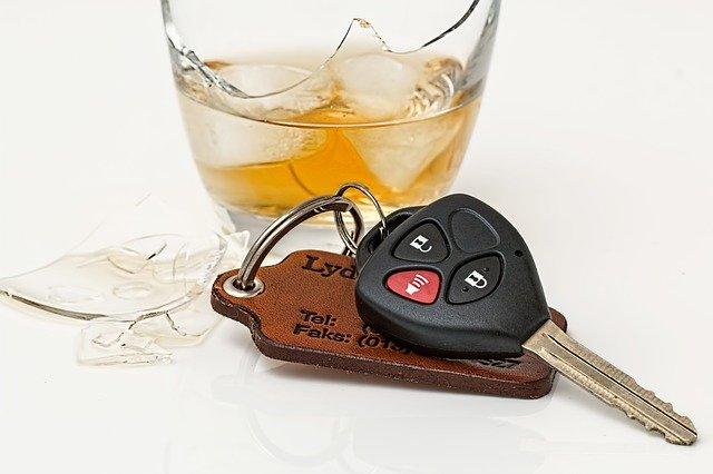 Co grozi za jazdę pod wpływem alkoholu
